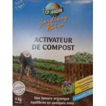Activateur de compost bio CP 4 kg