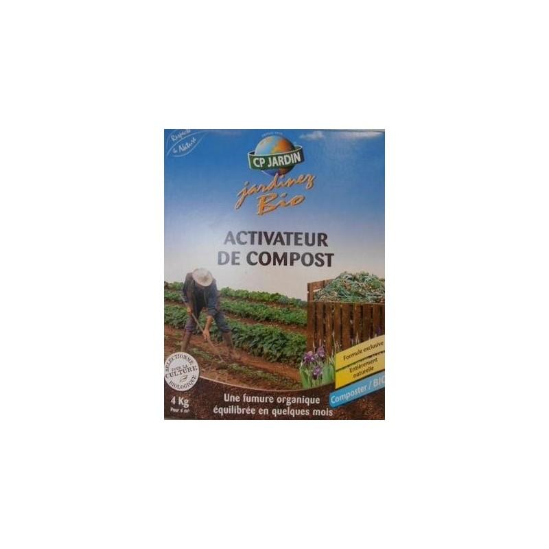 Activateur de compost bio cp jardin - Activateur de compost ...