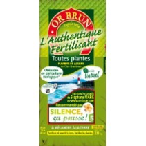 Fertilisant jardin, Or brun, 20 kg