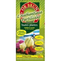 Fertilisant jardin, Or brun, 40 kg