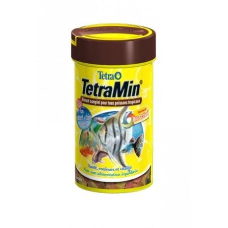 Aliment complet pour les poissons tropicaux TetraMin, 200 g, Tetra