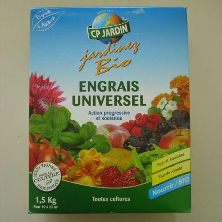 Engrais universel CP 1,5 kg
