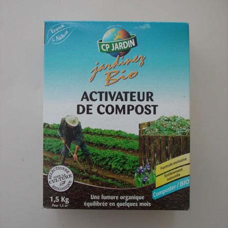 Activateur de compost CP 1,5 kg