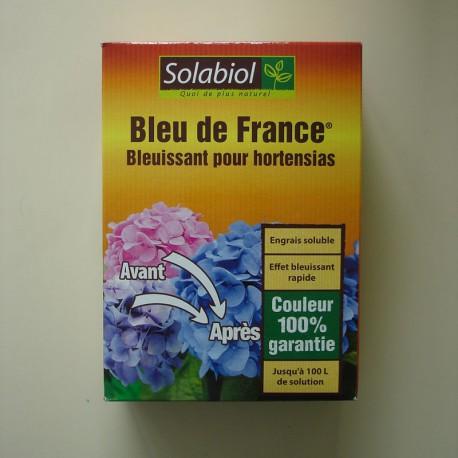 Bleu de France, bleuissant pour hortensias, solabiol, 500 g