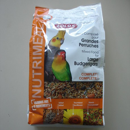 Aliment Grandes Perruches 800 g