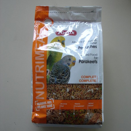 Aliment Perruches 800 g