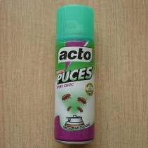 Insecticide choc spécial puces