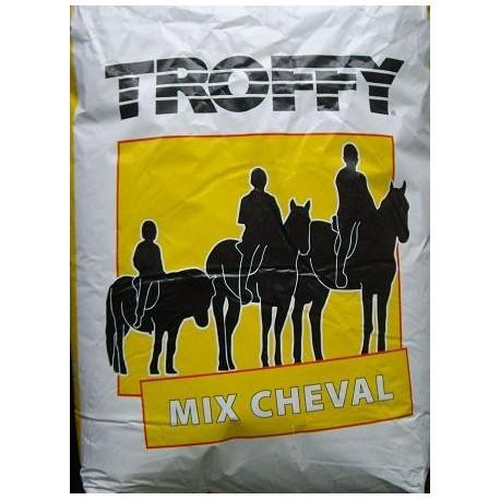 Troffy Mix Cheval 25 kg