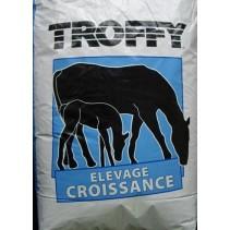 Troffy bleu élevage et croissance 25 kg