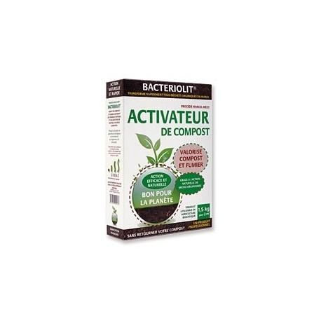 bacteriosol bacteriolit activateur compost