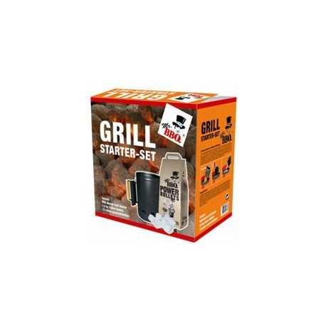 kit starter power bullets BBQ