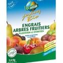 Engrais bio arbres fruitiers CP 2.5 kg