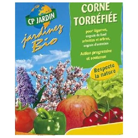 corne torréfiée bio cp jardin 2.5 kg